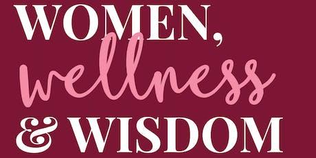 2nd Annual Women.Wellness.Wisdom Conference JBLM 2019 tickets