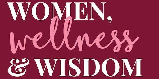 2nd Annual Women.Wellness.Wisdom Conference JBLM 2019