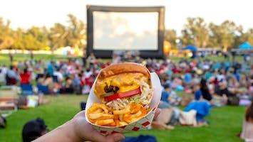 Street Food Cinema: LA Arboretum