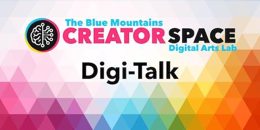 Digi-Talk: An Introduction to TBM Creator Space