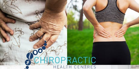 Lower Back Pain and Sciatica Workshop tickets