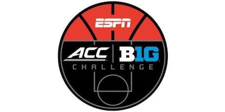 2019 Big Ten - ACC Challenge New Orleans Watch Party tickets