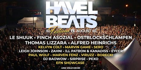 Havelbeats Festival 2019 Tickets