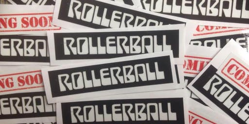 ROLLERBALL - Putting the Disco back into Roller Disco