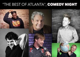 """The Best of Atlanta"" Comedy Night"