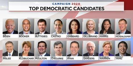 2020 Democratic Presidential Primary Debate - Wednesday Night