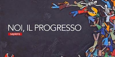 TEDxLakeComo 2019: Noi (sapiens), il progresso!