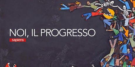 TEDxLakeComo 2019: Noi (sapiens), il progresso! biglietti