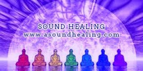 Sound Healing Full Moon Chakra Clearing  tickets