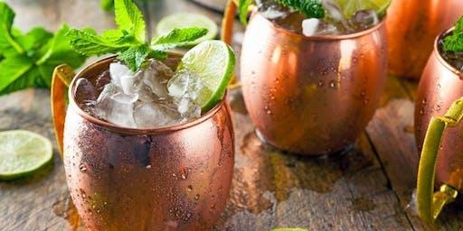 Bar Bianco Milano - Sabato 29 Giugno 2019 - Moscow Mule Official Cocktail Party con Dj Set - Lista Miami - Accrediti e Prenotazioni Al 338-7338905