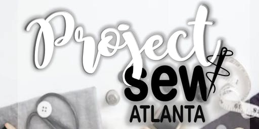 Project Sew Atlanta - Dec 7