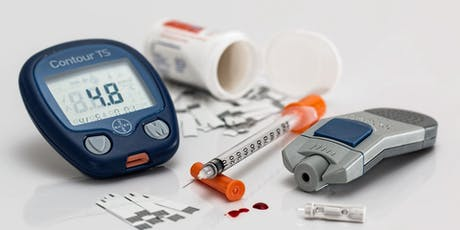 Type 2 Diabetes Support Group - Swindon tickets
