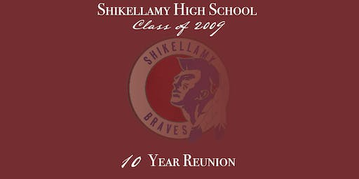 Shikellamy Class of 2009 Ten Year Reunion