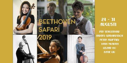 Beethovensafari på Ödlan med Per Tengstrand & Vänner
