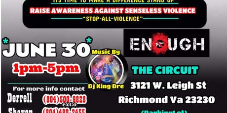 The Village Against Violence Summer Rally! tickets