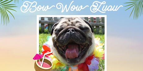 BarkHappy Boston: Bow Wow Luau for Missing Dogs MA tickets