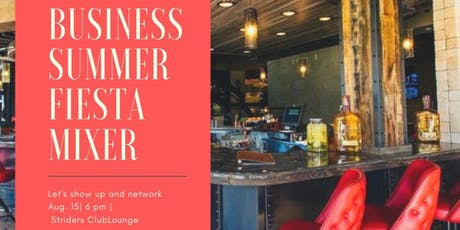 Business Summer Fiesta Mixer tickets