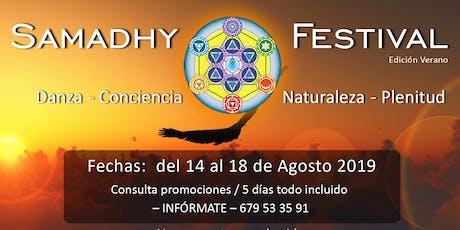Samadhy Festival entradas