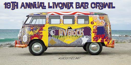 19th Annual Livonia Bar Crawl - LIVSTOCK!
