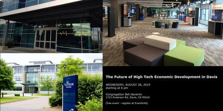 The Future of High Tech Economic Development in Davis tickets
