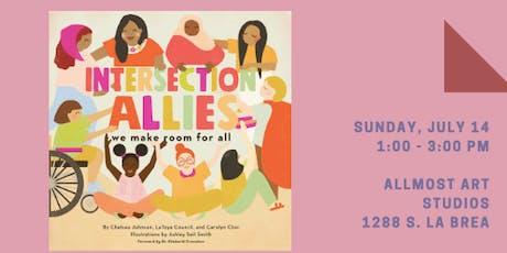 IntersectionALLIES Children's Book Launch tickets