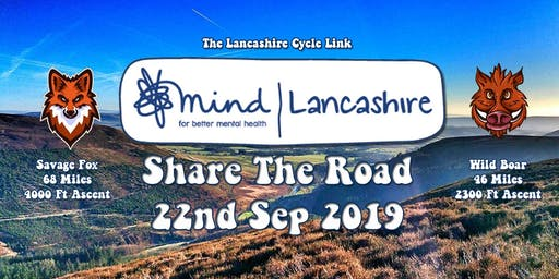 Share the Road 2019