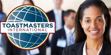 Lift Every Voice Toastmasters Meeting tickets