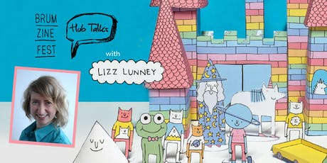 Hub Talks: Build Your Own Theme Park with Lizz Lunney tickets