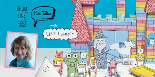 Hub Talks: Build Your Own Theme Park with Lizz Lunney