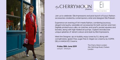 The Cherry Moon Presents : Ella Impressions tickets