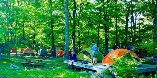 Interchapter Wilderness Skills Workshop at Corman AMC Harriman Outdoor Ctr