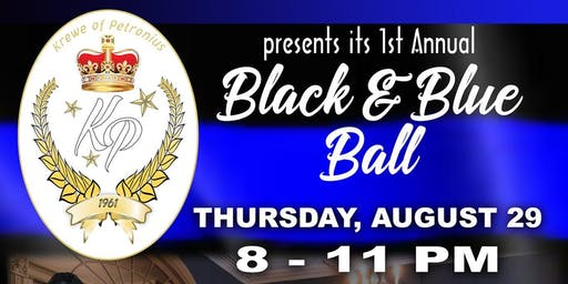 Black and Blue Ball
