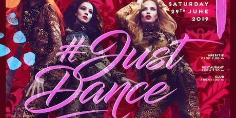 Just Cavalli Milano-LISTA CUGINI-JUSTDANCE-Info +393382724181 | Sabato 22 Giugno biglietti