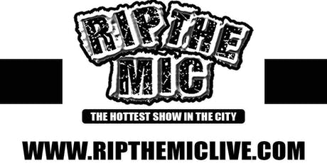 RIP THE MIC LIVE $500 COMPETITION @ VELVET LOUNGE (DALLAS, TX) tickets