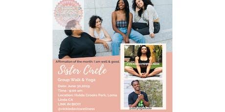 Sister Circle: Group Walk & Yoga tickets