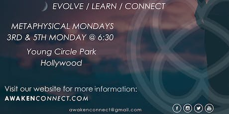 Meditation & Metaphysical Mondays  tickets