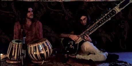Música Clásica de India: Ariel Casas (Tabla) & Pablo C. Hildmann (Sitar) entradas