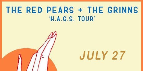 [FREE SHOW] The Red Pears • The Grinns tickets