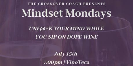 Mindset Mondays with The Crossover Coach tickets