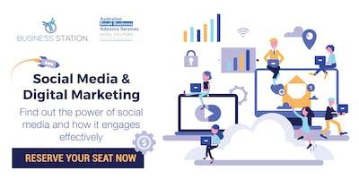 NRG Group - Master Facebook Marketing-Beginner to Intermediate(Cockburn) presented by Sarah Thomson