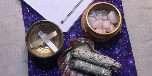 Heart Chakra Cleansing and intention setting- Cord Cutting Ceremony