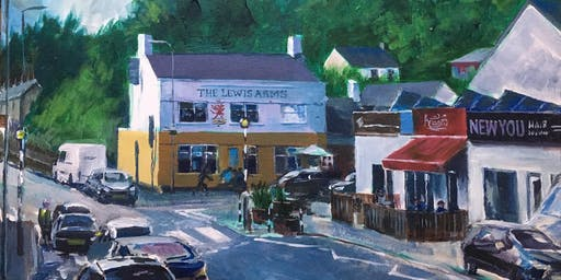 'Reflections of Tongwynlais' Art Exhibition