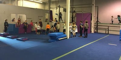 Parkour Summer Camp!