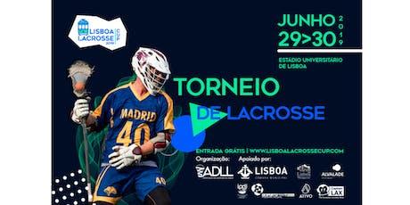 Lisboa Lacrosse Cup 2019 tickets