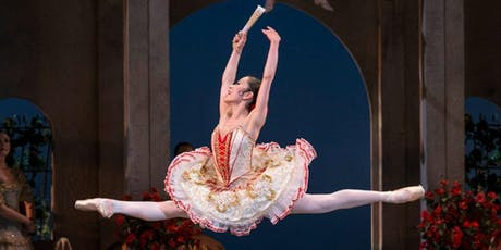 Ballet Class with Junna Ige tickets