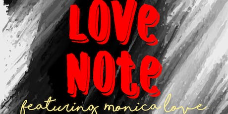 Love Note featuring Monica Love tickets