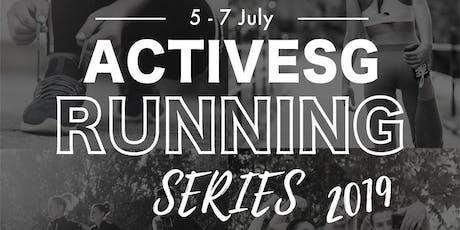 ActiveSG Running Series 2019 - Runners' Workshop tickets