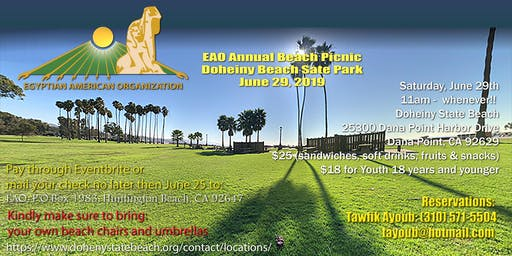 EAO Annual Beach Picnic