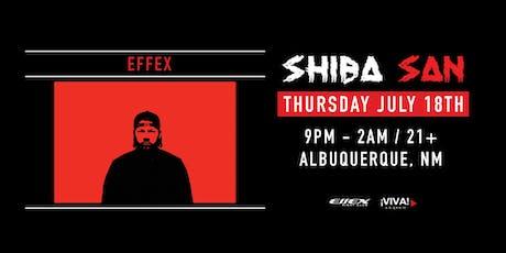 Shiba San (Albuquerque, NM) tickets