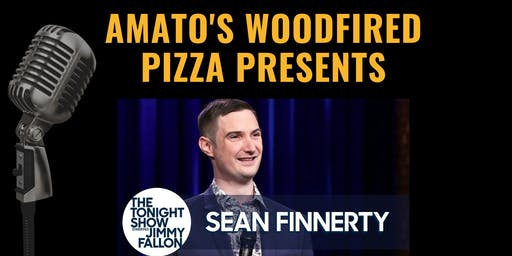 Amato's Woodfired Pizza Presents!